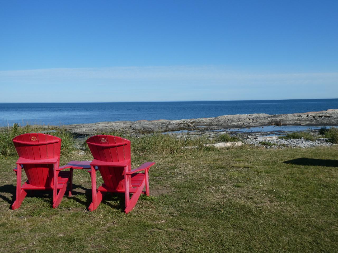 Photo 3: Bonjour la Gaspésie et Rimouski, Canada