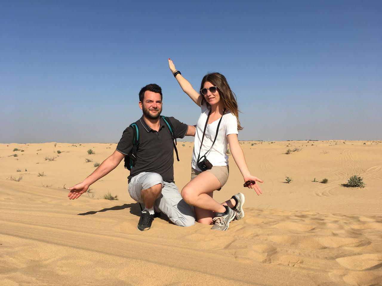 Photo 1: Escapade dans le désert, où comment s'évader de Dubai !