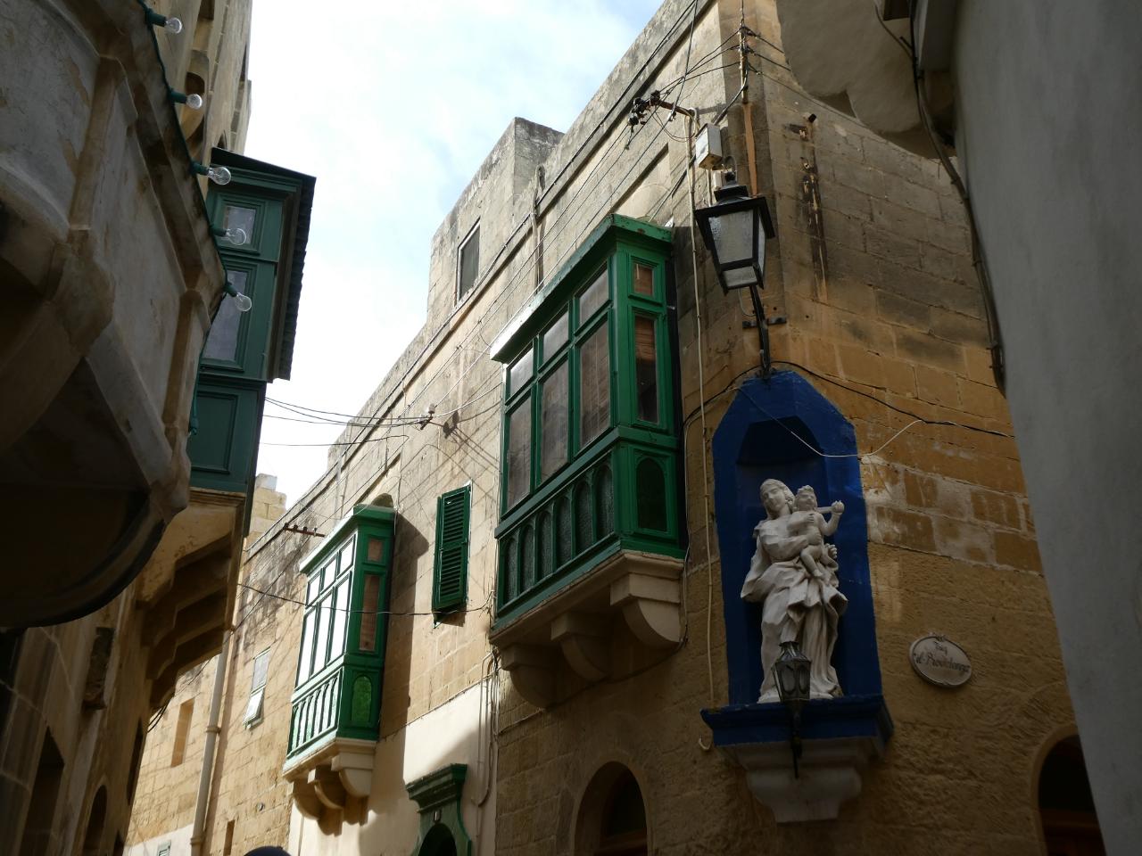 Photo 1: Rabat et le charme de ses ruelles à Gozo (Malte)