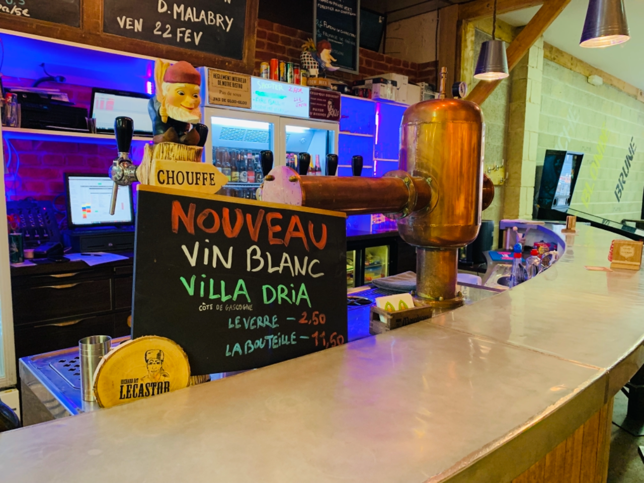 Photo 2: Bar à bières La Chopine, une ambiance au top !