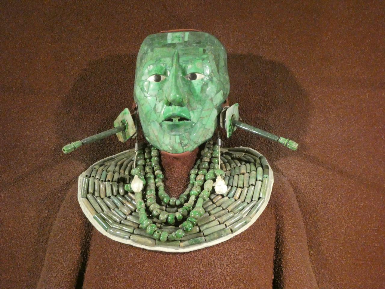 Photo 3: Mexico City, le Musée d'Anthropologie... un must...