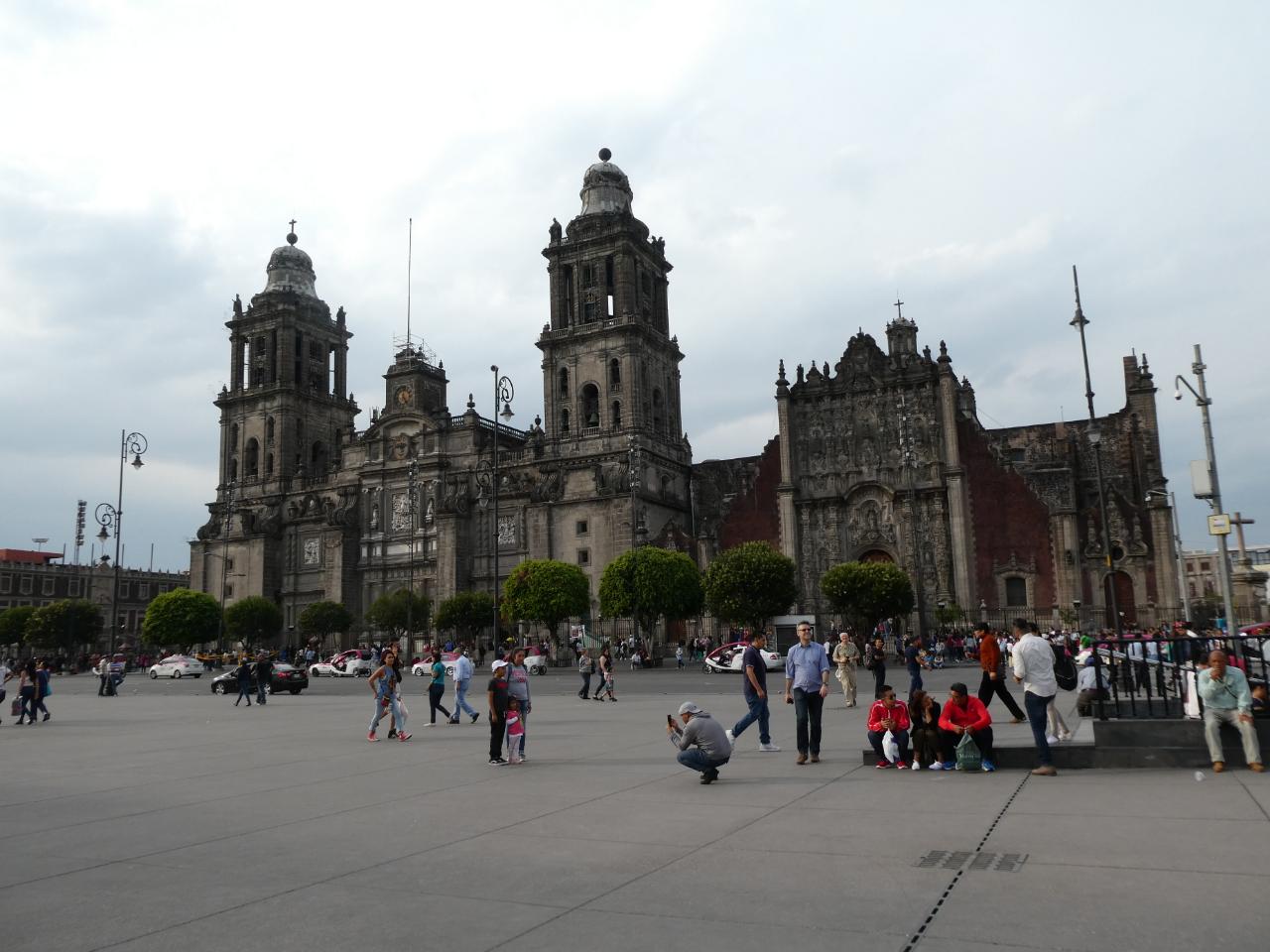 Photo 1: Mexico City et son coeur historique