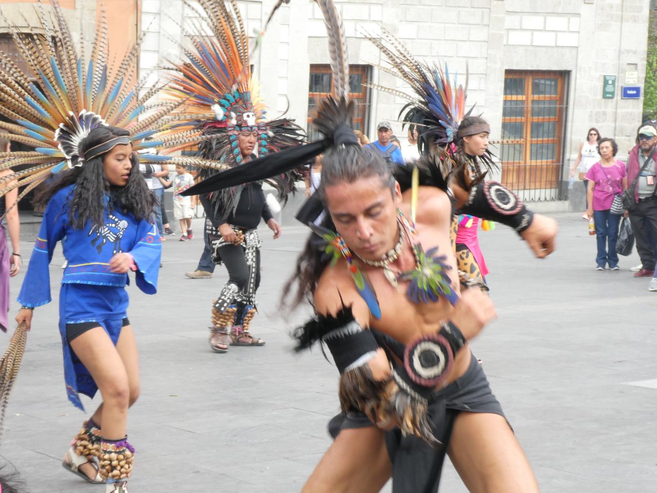 Photo 2: Mexico City et son coeur historique
