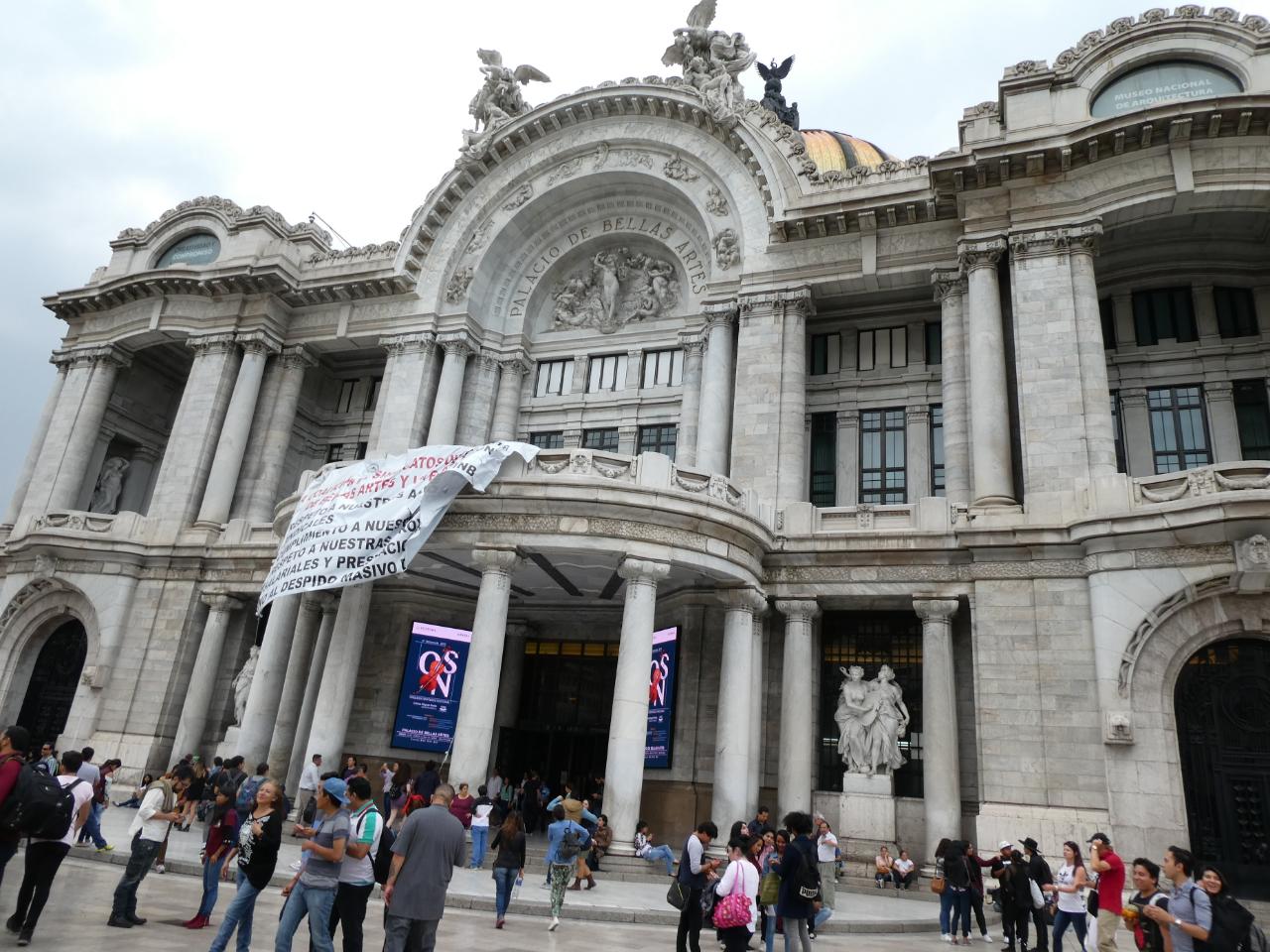 Photo 3: Mexico City et son coeur historique