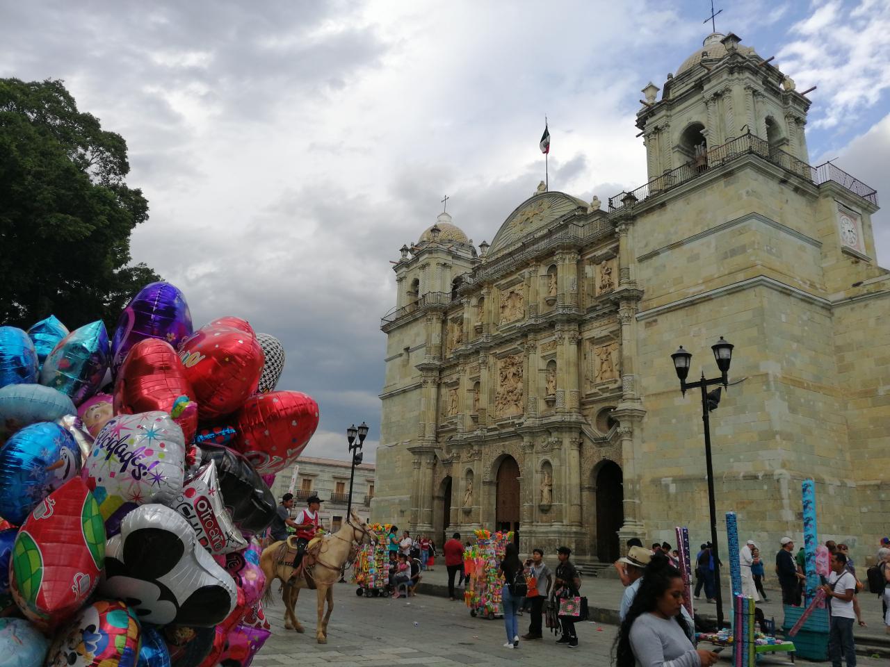 """Photo 1: Oaxaca, la belle """"révolutionnaire"""", Mexique"""