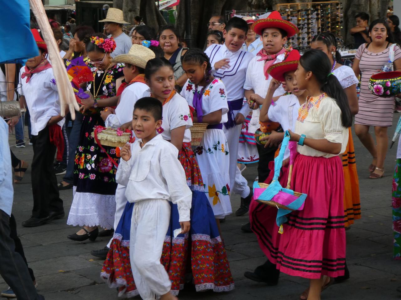 """Photo 2: Oaxaca, la belle """"révolutionnaire"""", Mexique"""