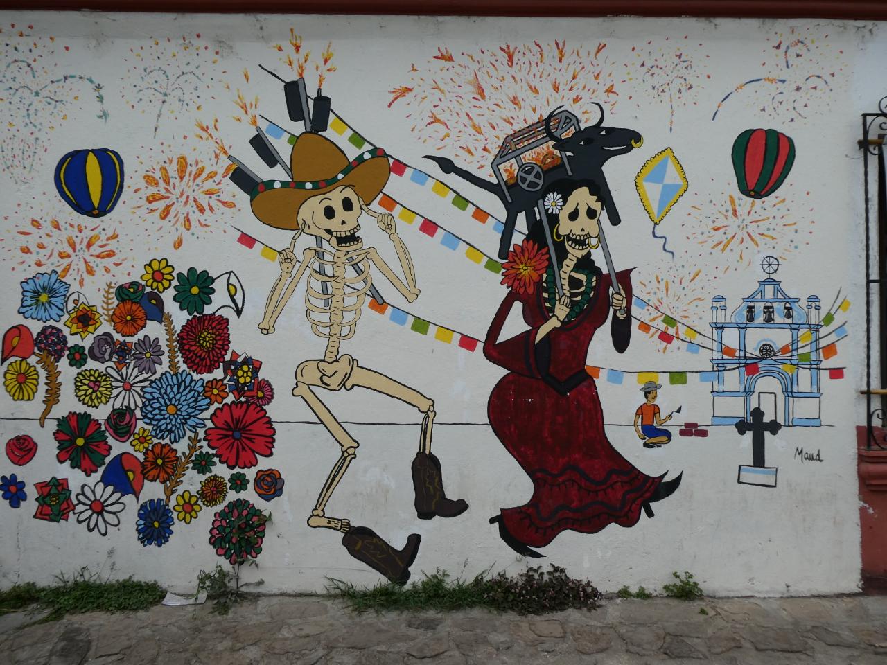 Photo 2: San Cristobal de las Casas, Chiapas, Mexique