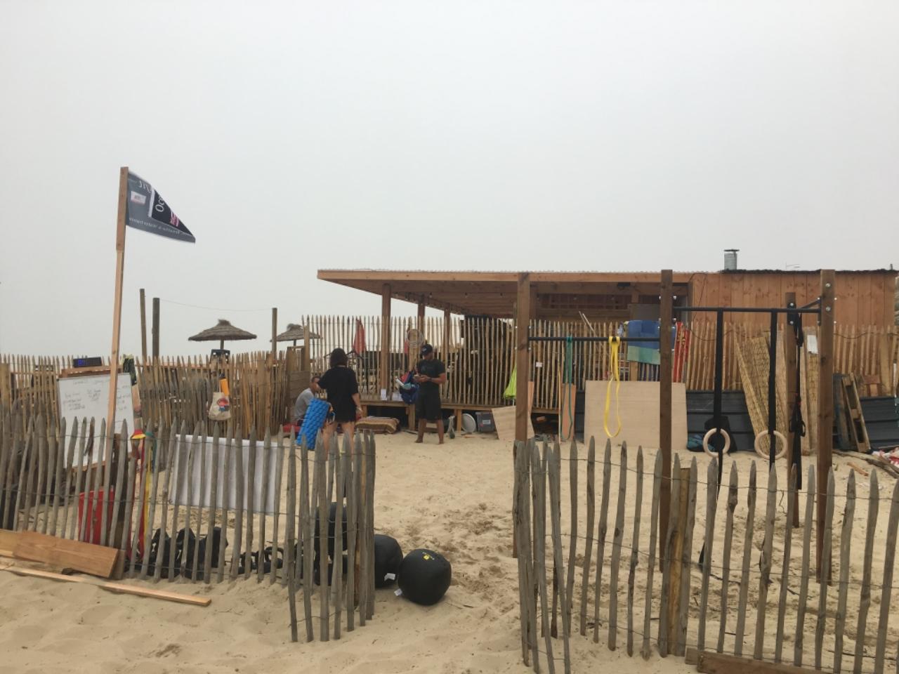 Photo 1: Ocean xfit, du sport sur la plage à Lacanau