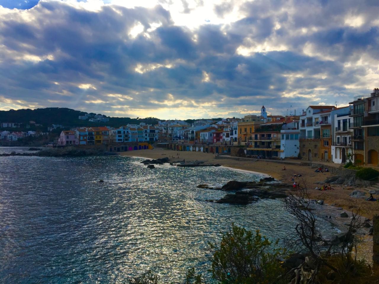 Photo 1: Visite de Calella de Palafrugell