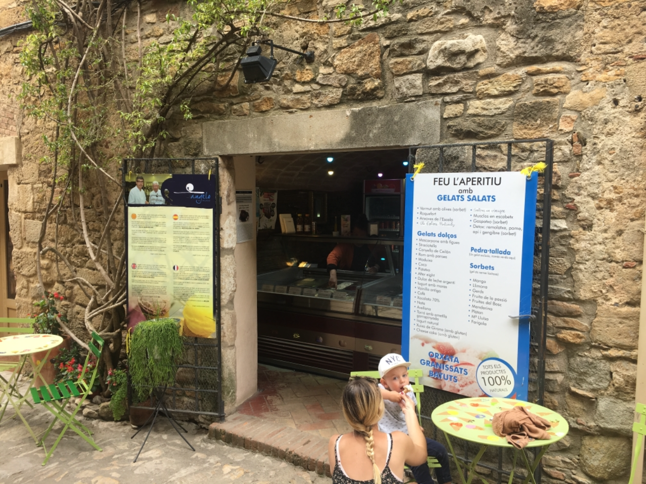 Photo 2: Les meilleures glaces de Catalogne