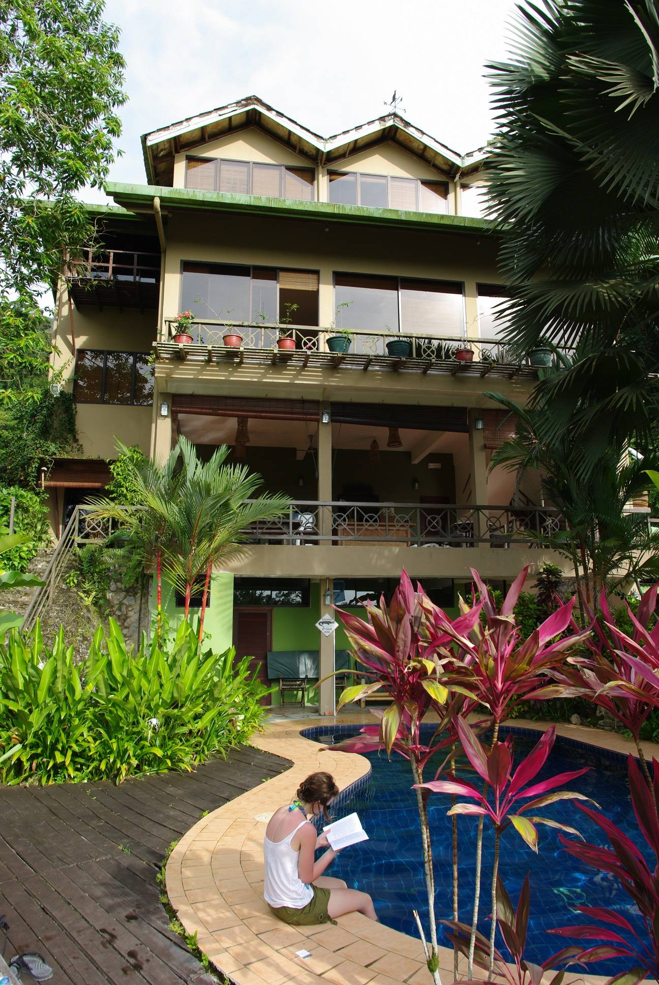 Photo 1: Meilleur hébergement du Sarawak (Bornéo)