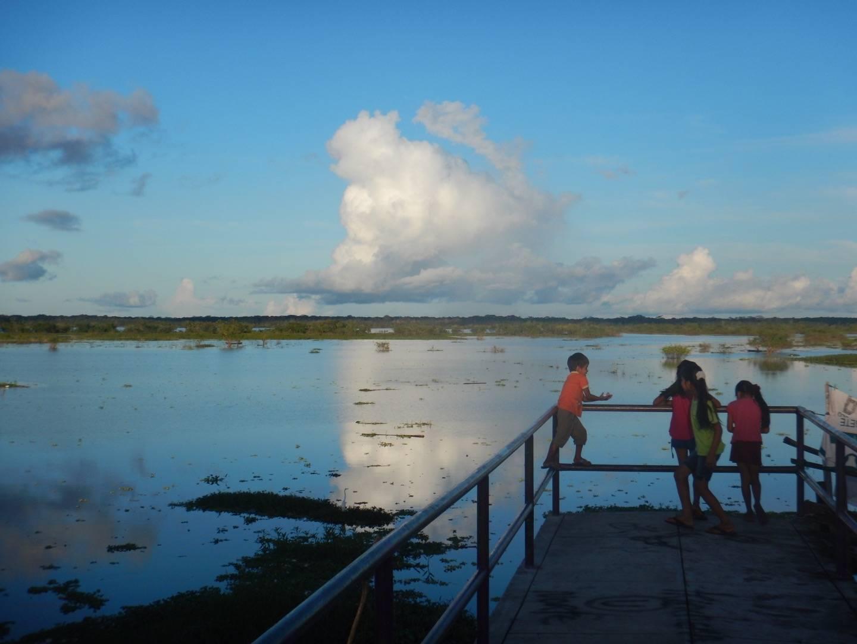 Photo 1: Iquitos - Laeticia : entrez en amazonie par le fleuve