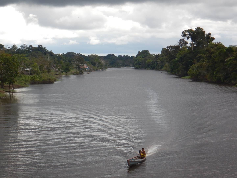 Photo 2: Iquitos - Laeticia : entrez en amazonie par le fleuve