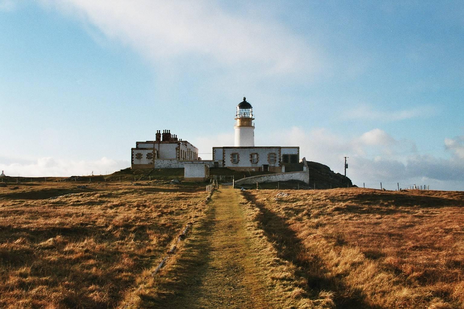 Photo 1: The Neist Point, au point le plus à l'Ouest de l'Écosse 🌍