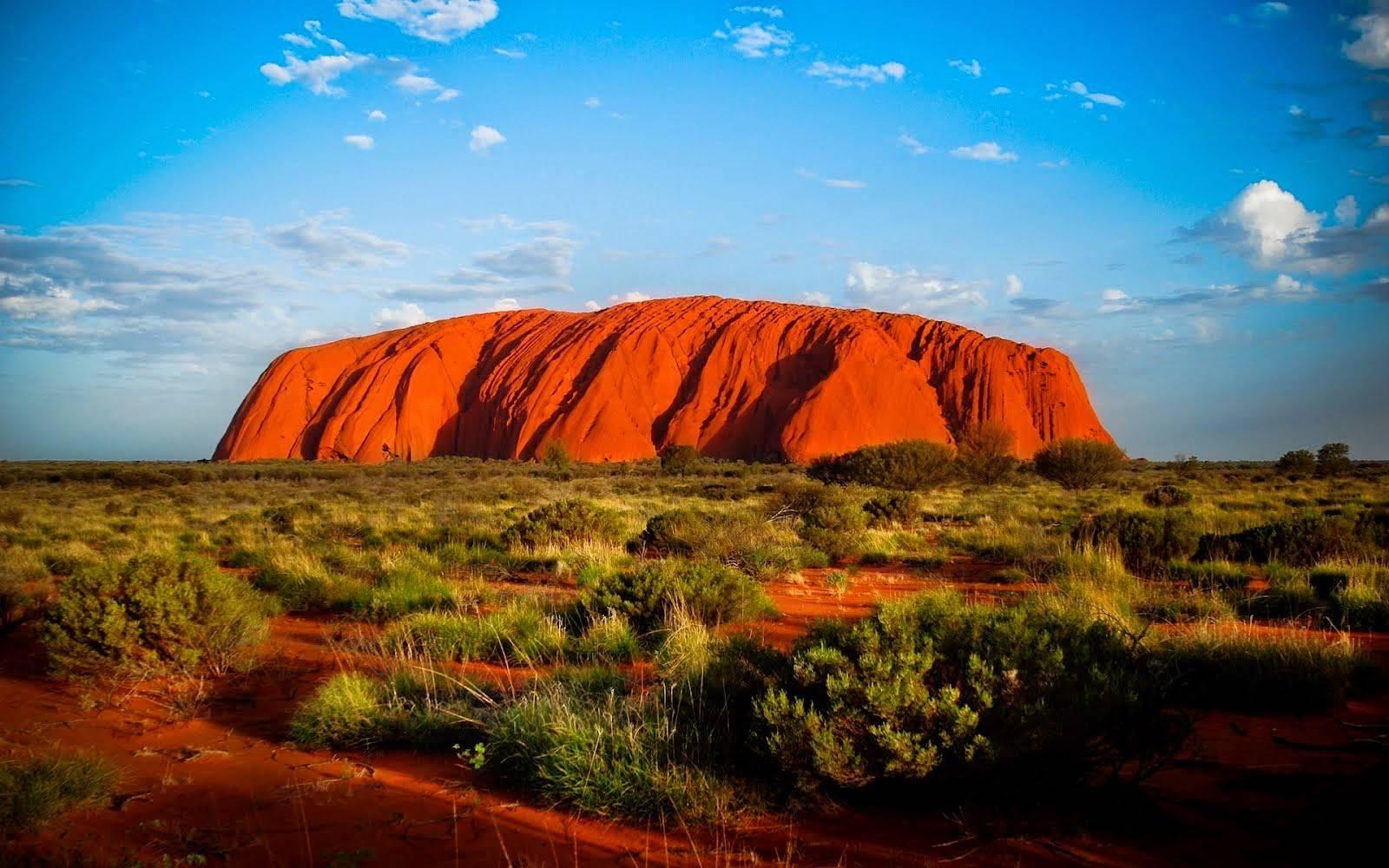 Photo 1: Uluru Kata Tjuta - Au coeur du territoire Aborigène