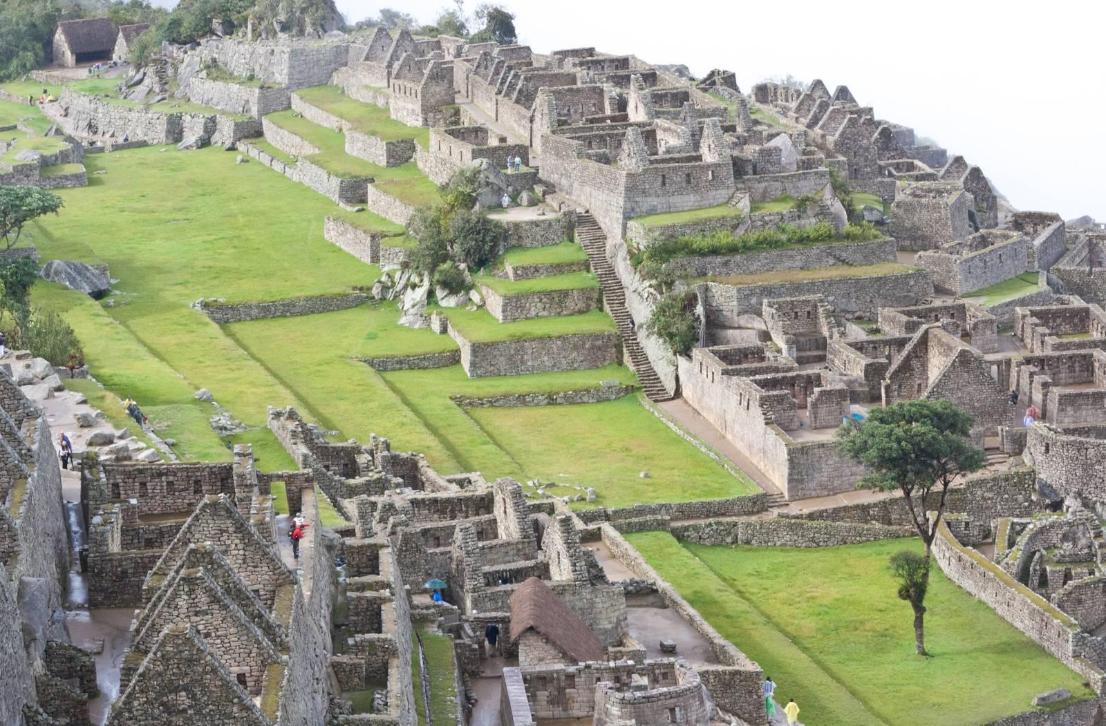 Photo 3: Machu Picchu