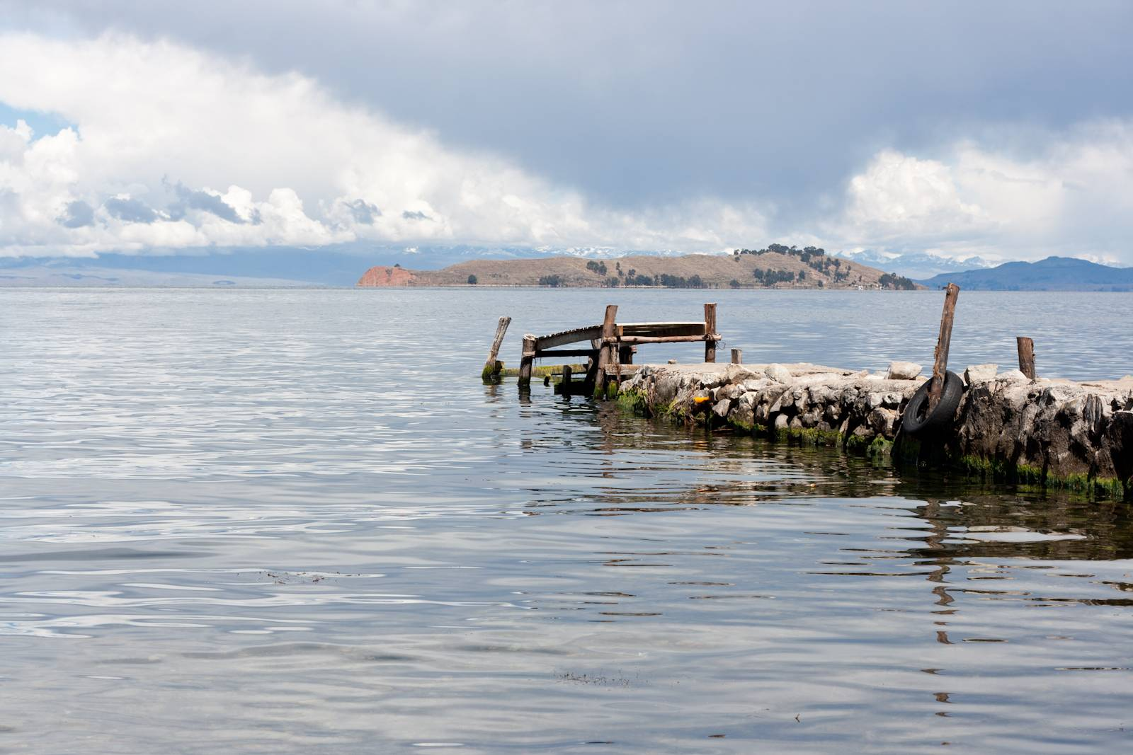 Photo 1: Isla del Sol - Lac Titicaca