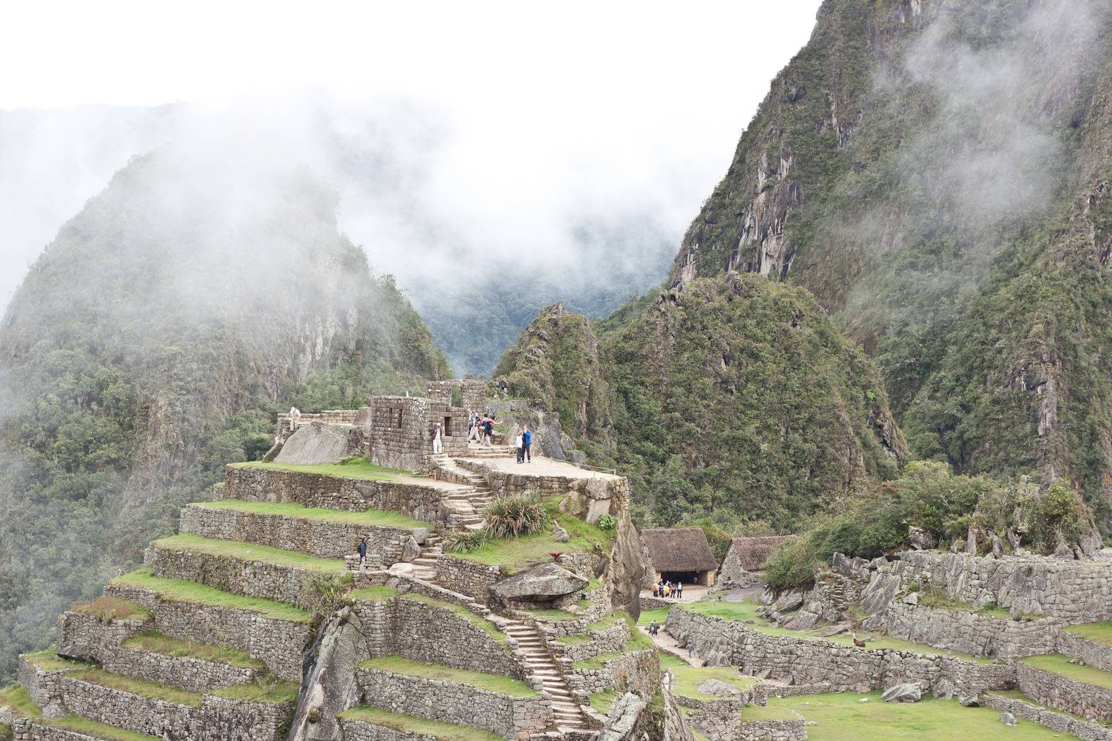Photo 2: Machu Picchu