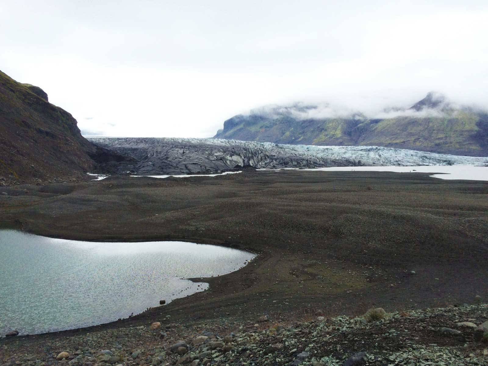 Photo 1: Skaftafell National Park - Islande