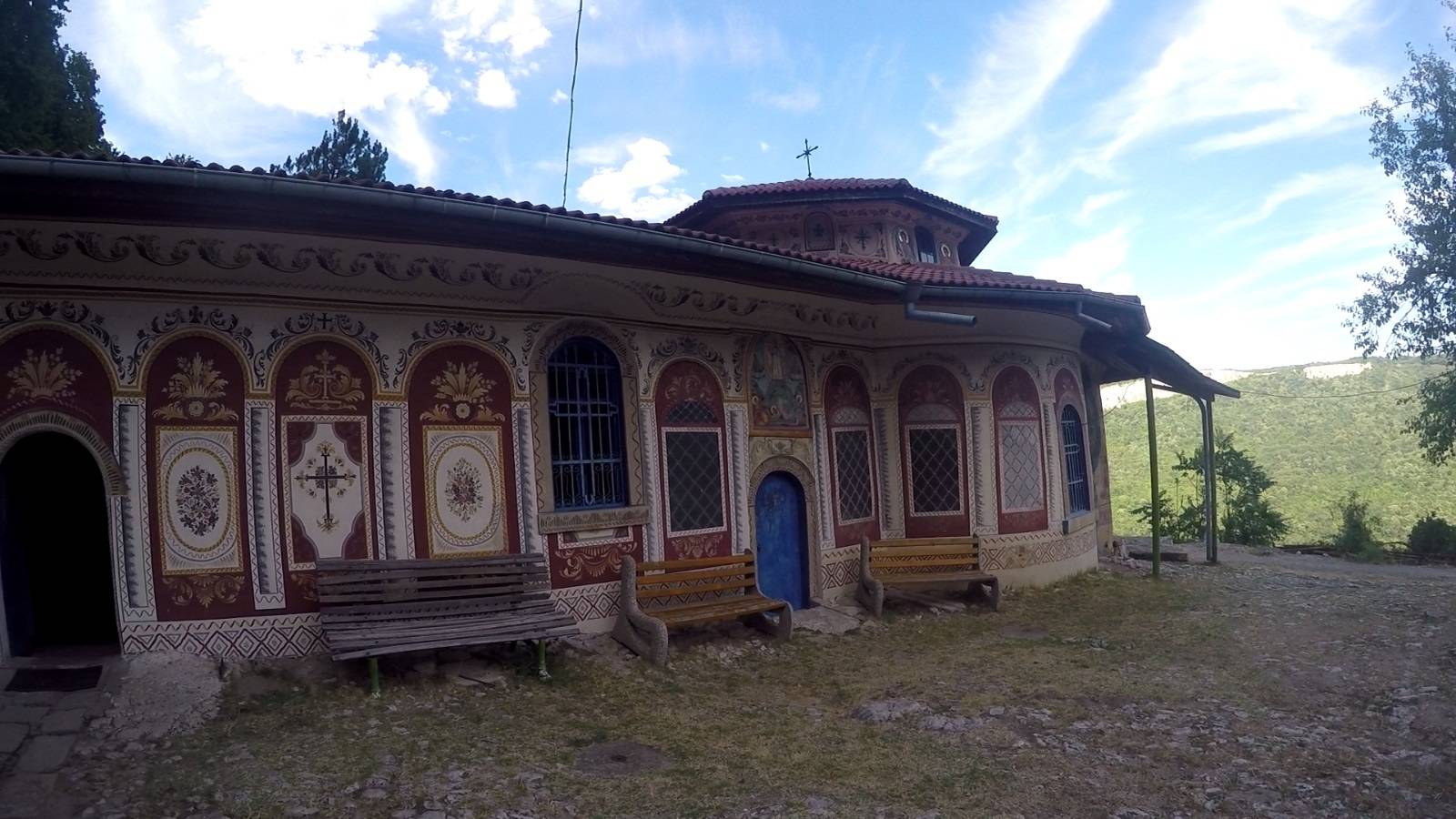 Photo 1: Veliko Tarnovo, ancienne capitale de la Bulgarie