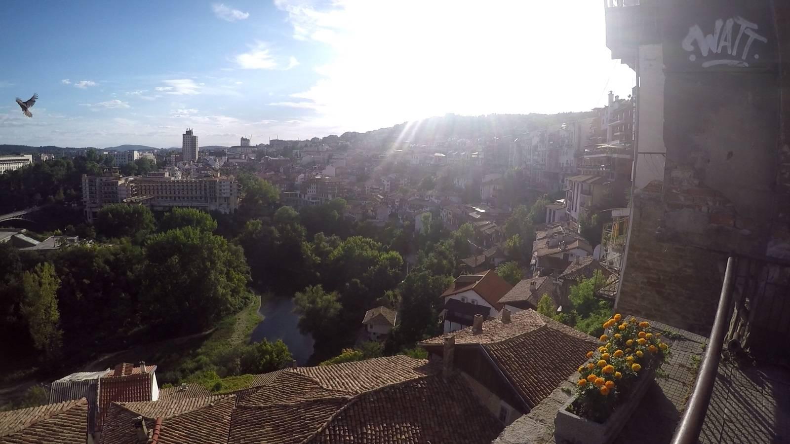 Photo 2: Veliko Tarnovo, ancienne capitale de la Bulgarie