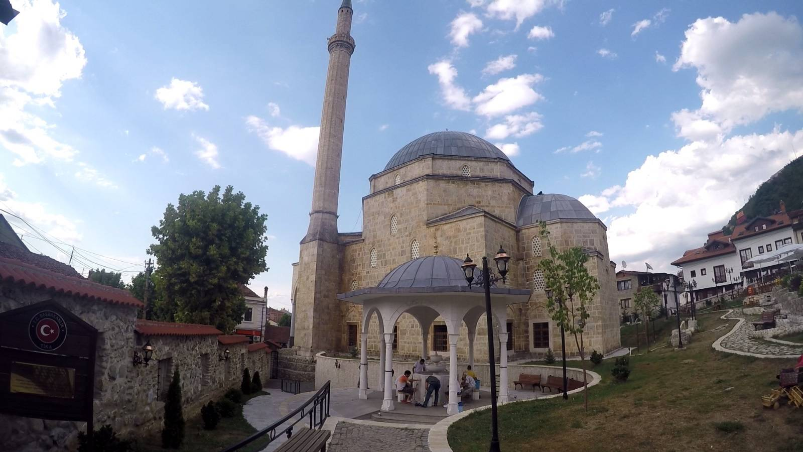 Photo 1: Prizren, petite ville accueillante du Kosovo