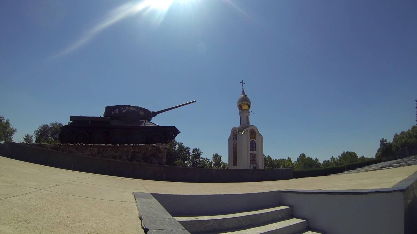 Photo 1: Tiraspol, capitale de la Transnistrie, le dernier pays d'URSS