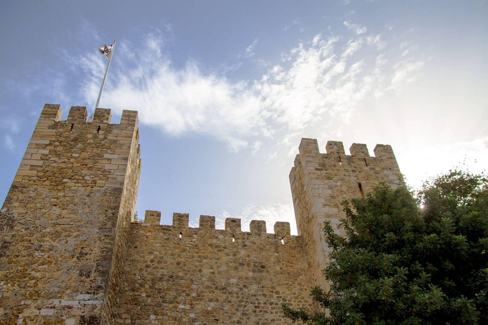 Photo 1: Château Saint-Georges - Lisbonne