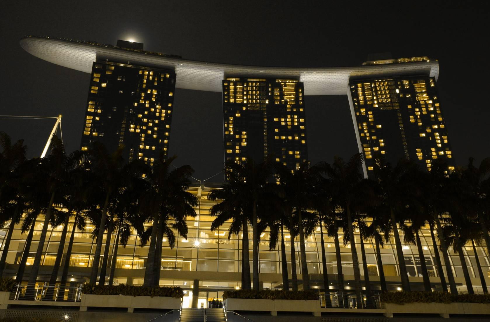 Photo 2: Meilleur rooftop de Singapour