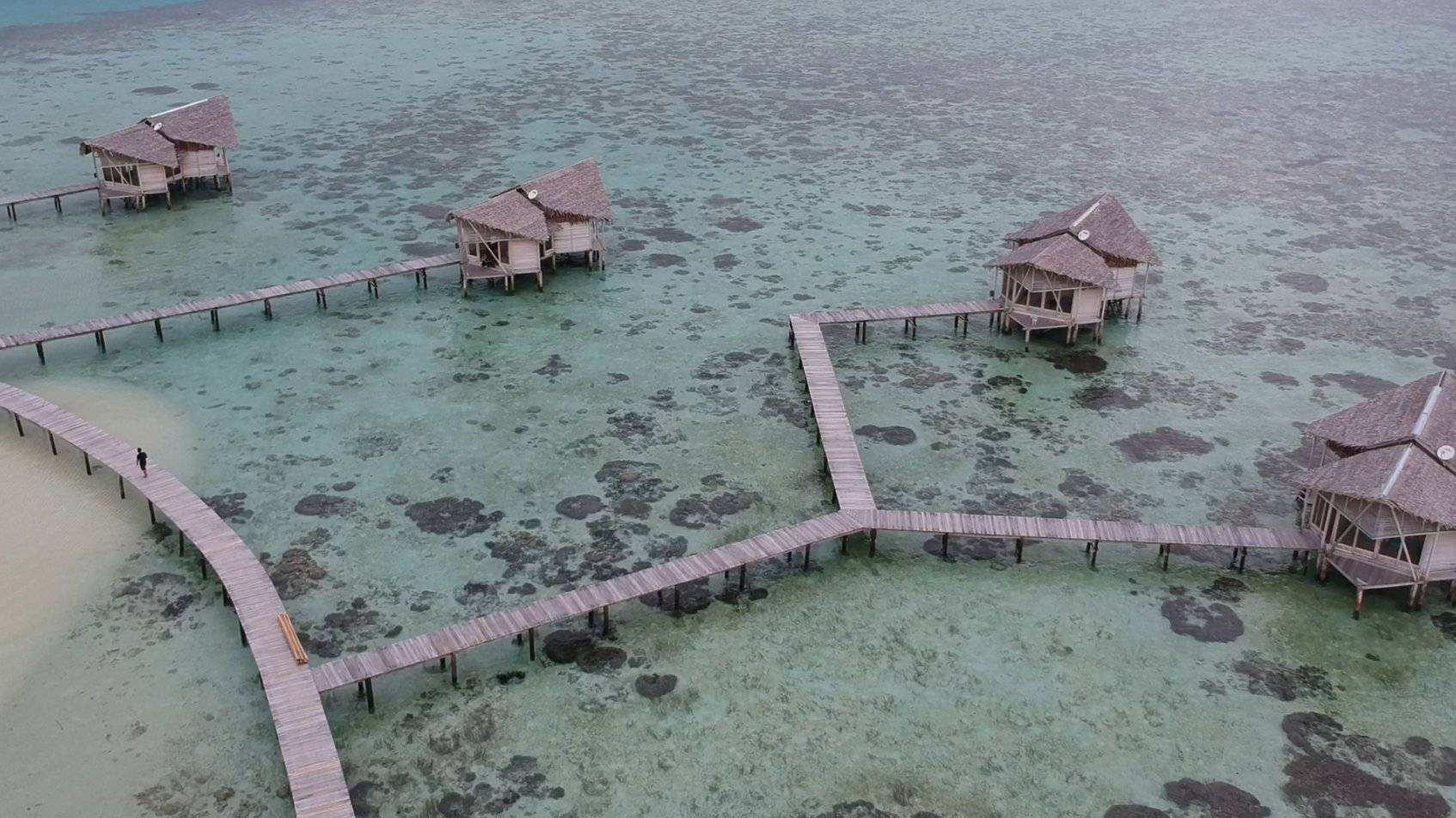 Photo 1: Pulo Cinta, un endroit merveilleusement romantique