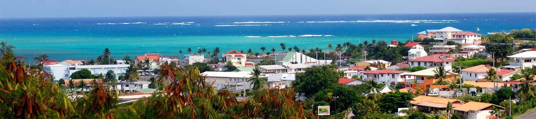 Photo 2: Stage de kitesurf à l'UCPA - la pointe faula - Martinique