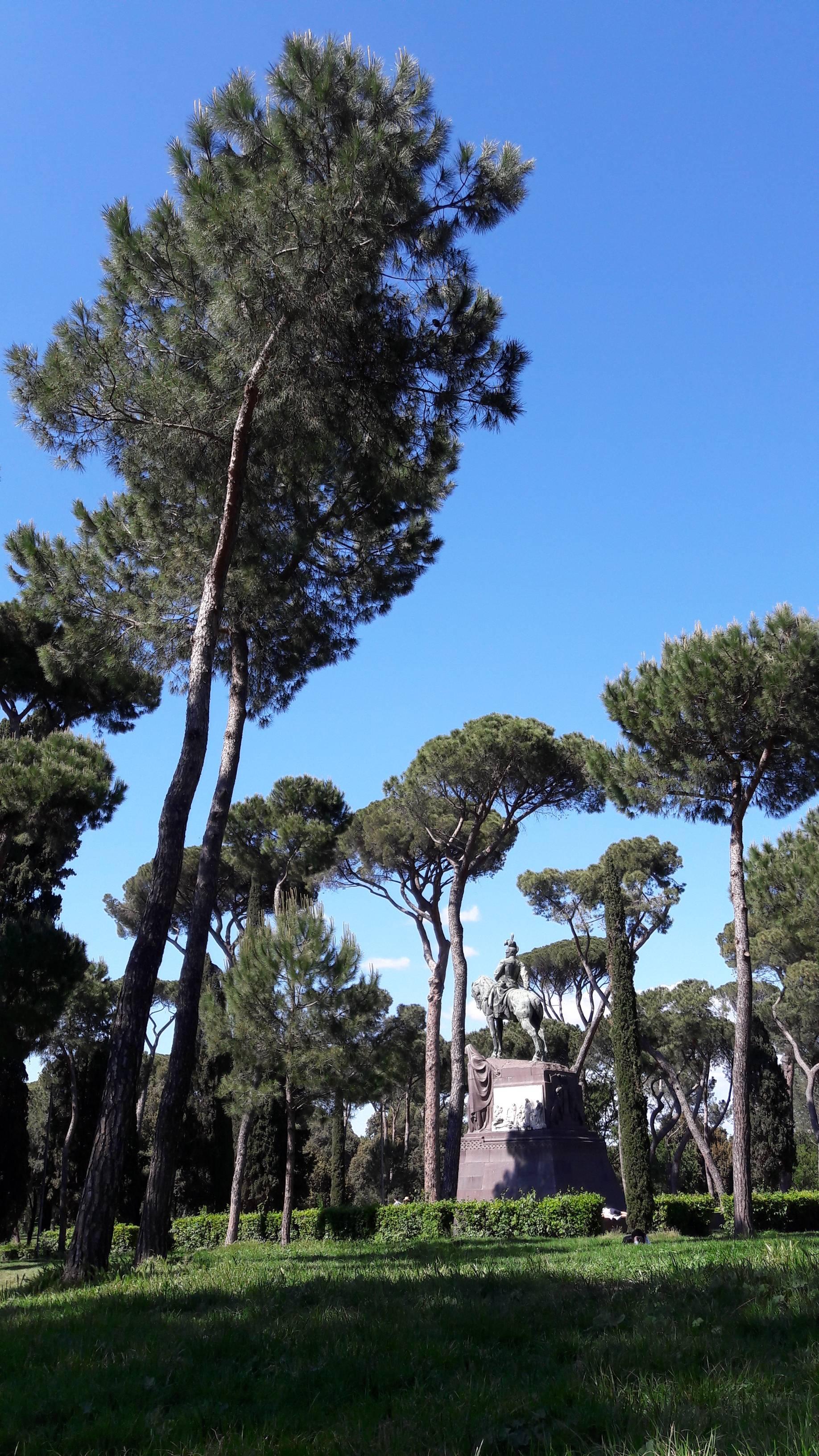 Photo 2: Le central park de Rome !