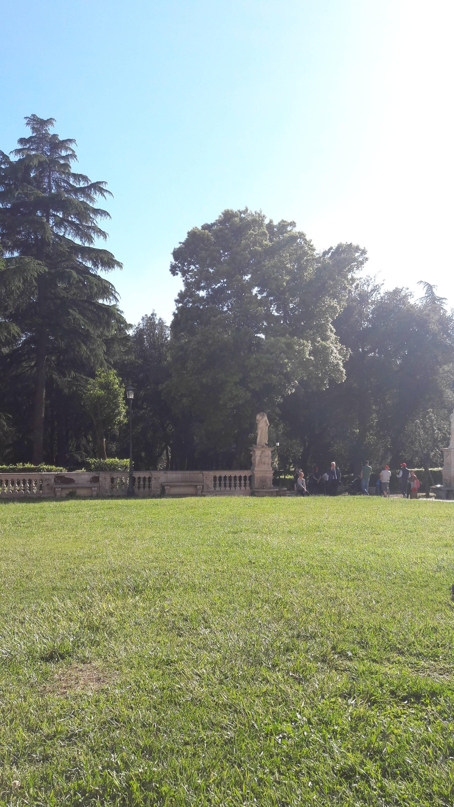 Photo 3: Le central park de Rome !