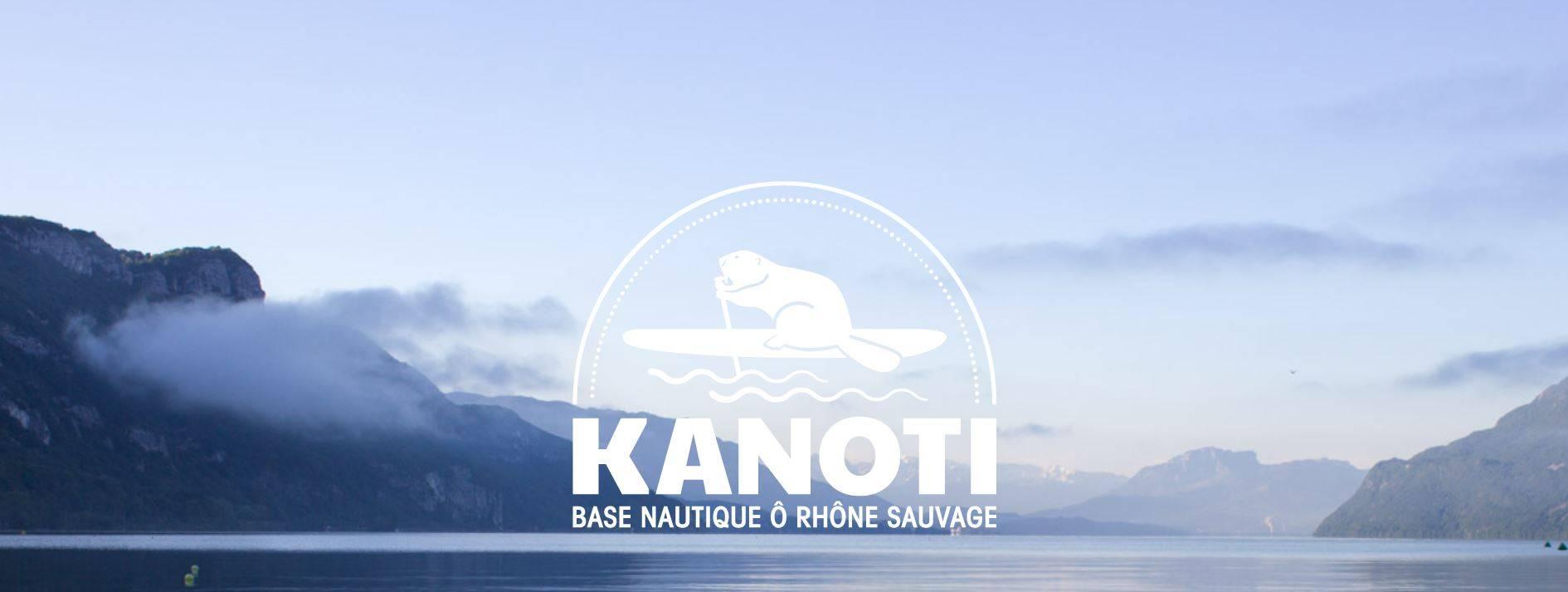 Photo 1: Canoë sur le Rhône sauvage ! Kanoti !