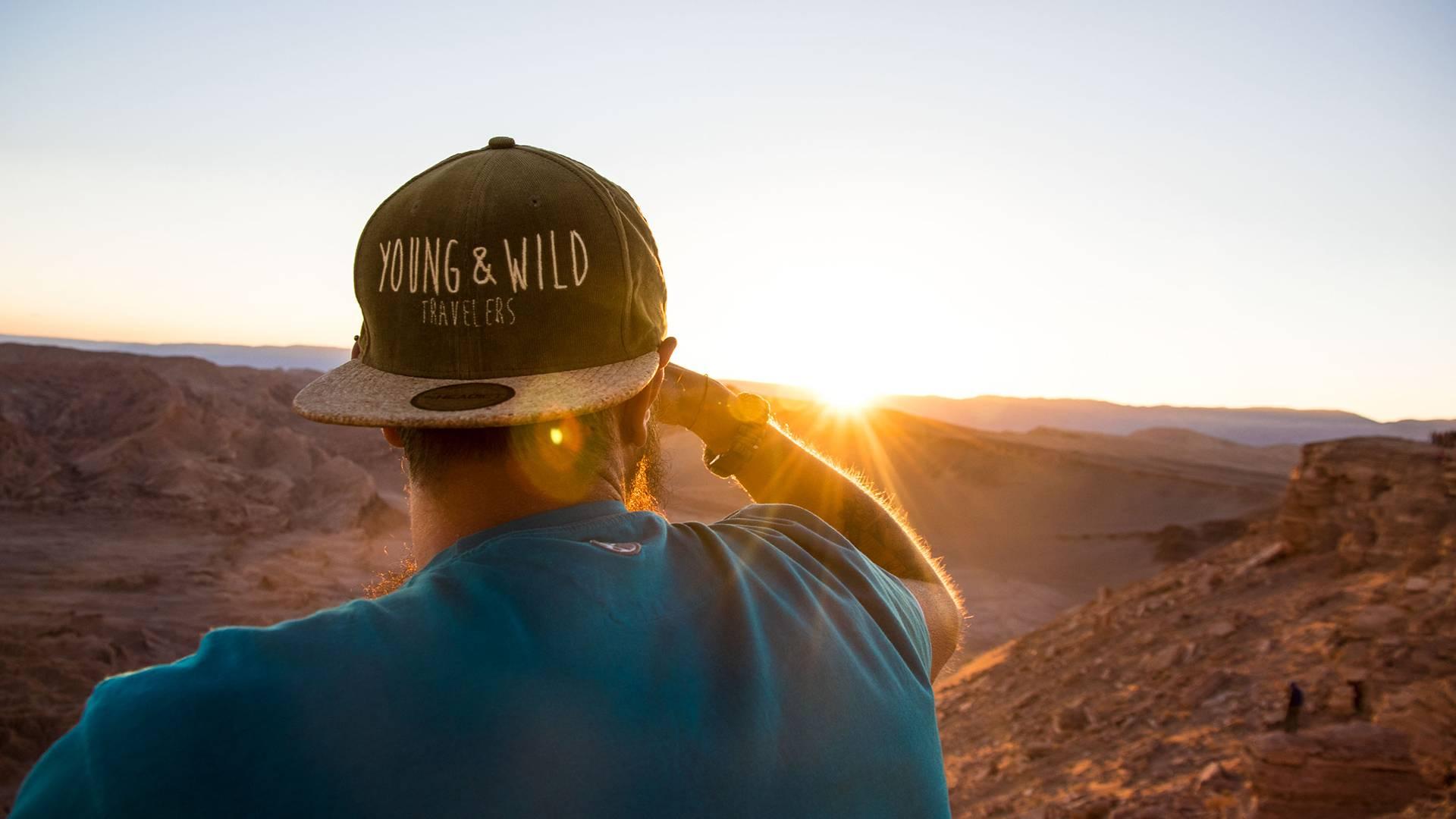 Photo 2: La vallée de la lune - Atacama désert