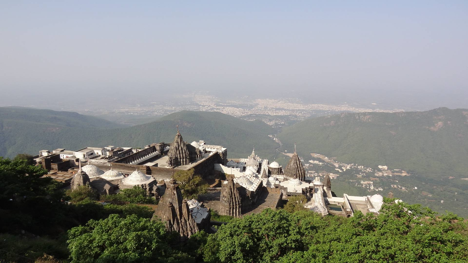 Photo 2: Un lieu de pèlerinage au Gujarat