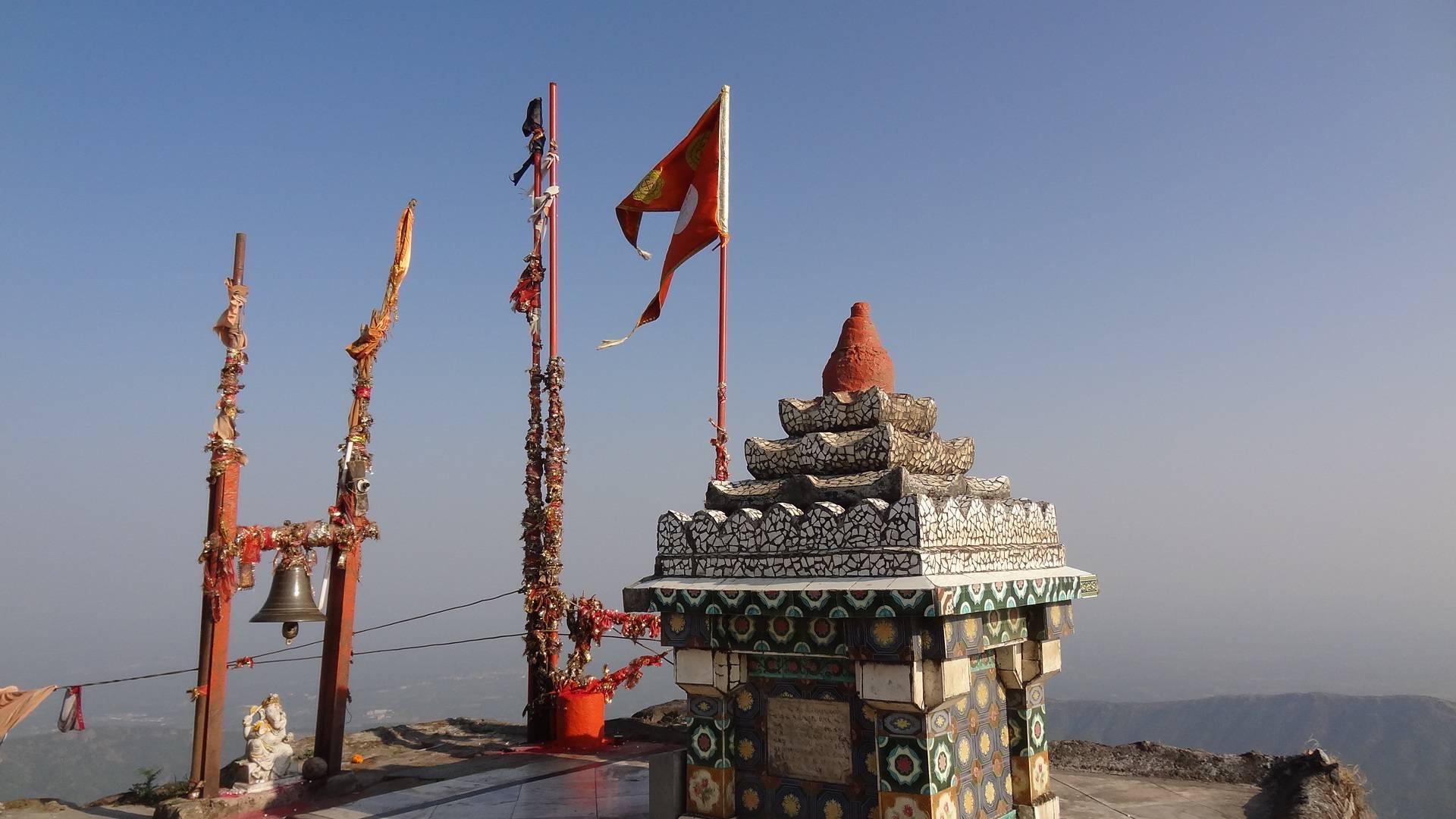 Photo 3: Un lieu de pèlerinage au Gujarat