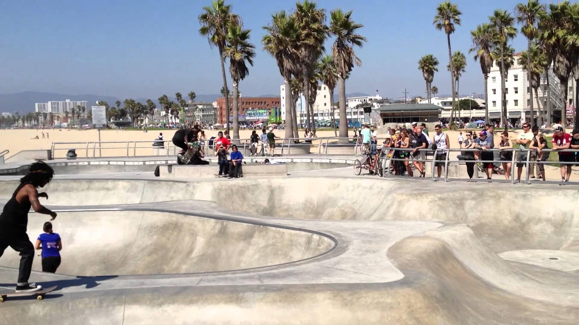 Photo 1: Skate Park Venice Beach