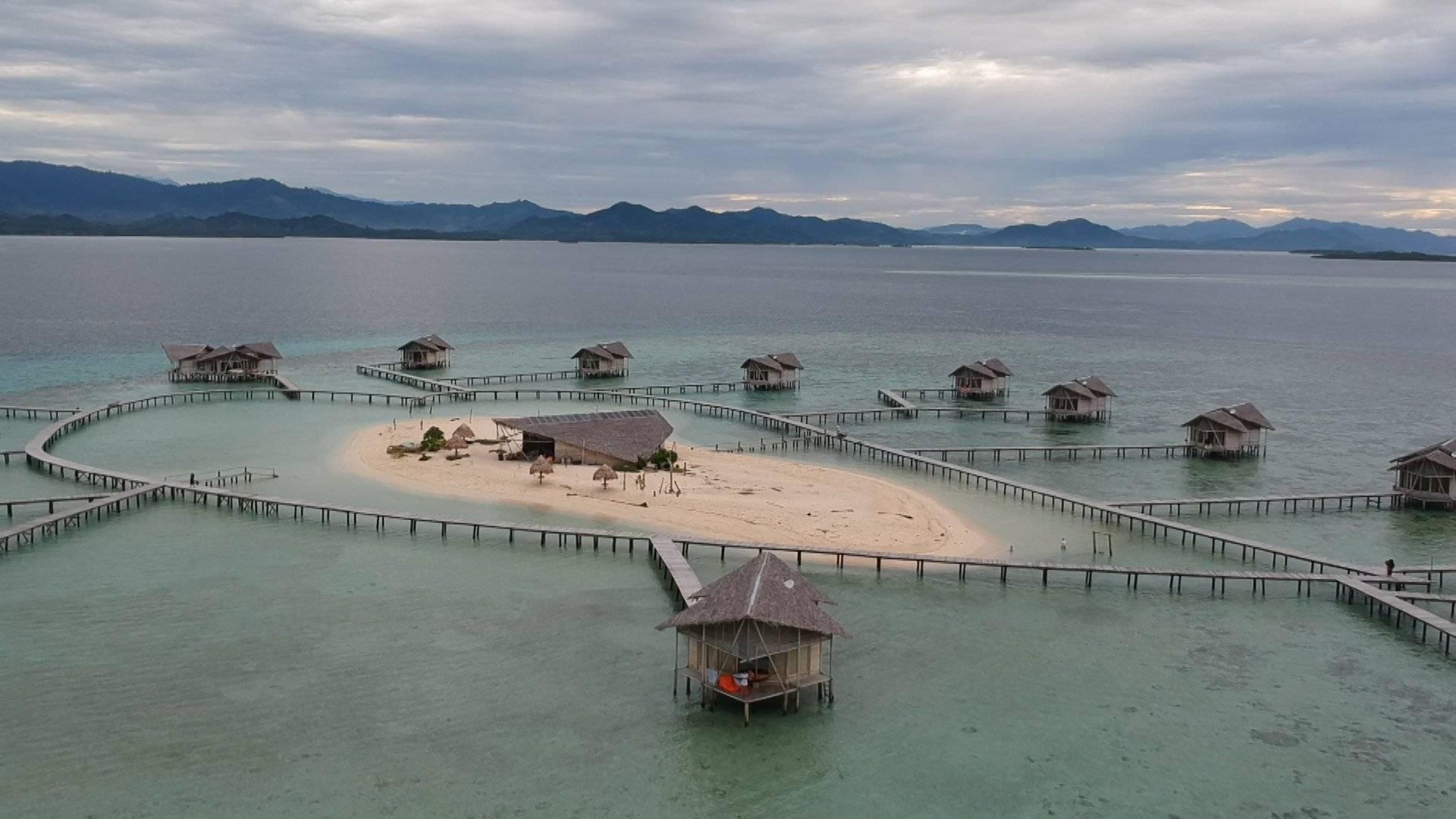 Photo 3: Pulo Cinta, un endroit merveilleusement romantique