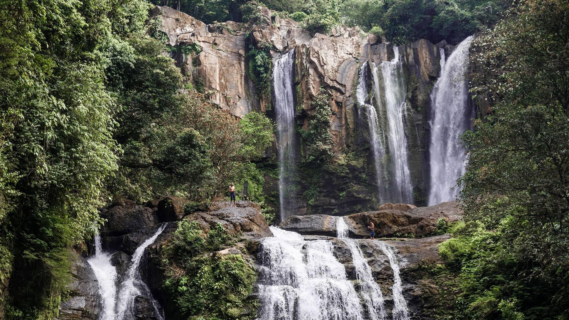 Photo 2: NAUYACA CASCADES