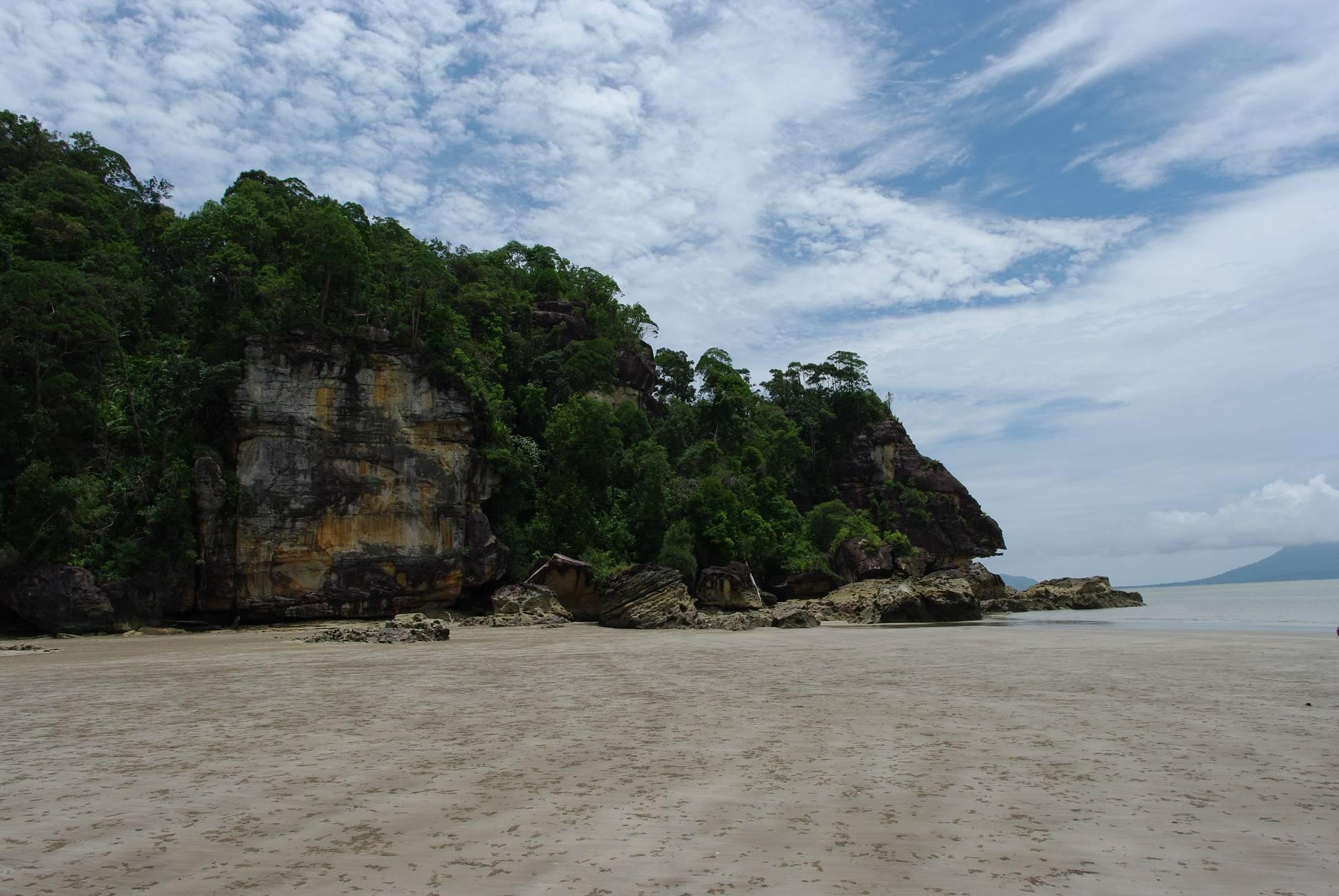 Photo 1: Trek dans l'ile sauvage de Bako