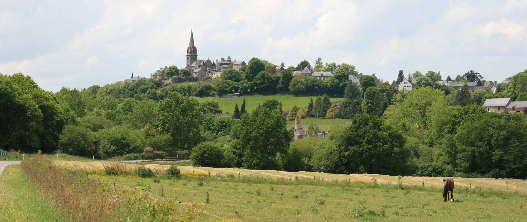 Photo 3: Bécherel, la petite cité du livre