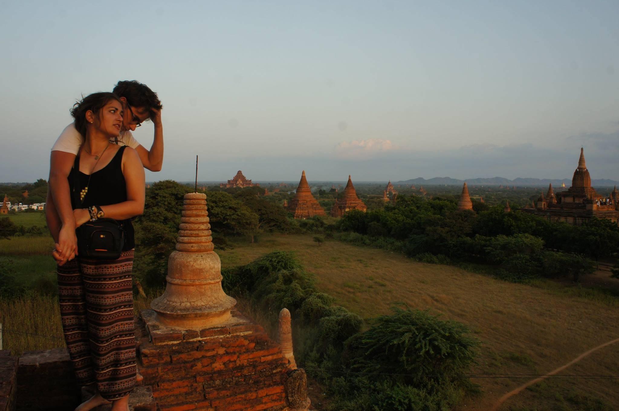 Photo 2: Bagan, Birmanie : É-MER-VEI-LL-E-MENT !