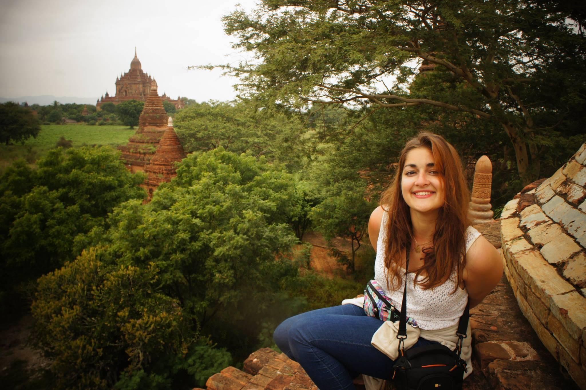Photo 1: Bagan, Birmanie : É-MER-VEI-LL-E-MENT !