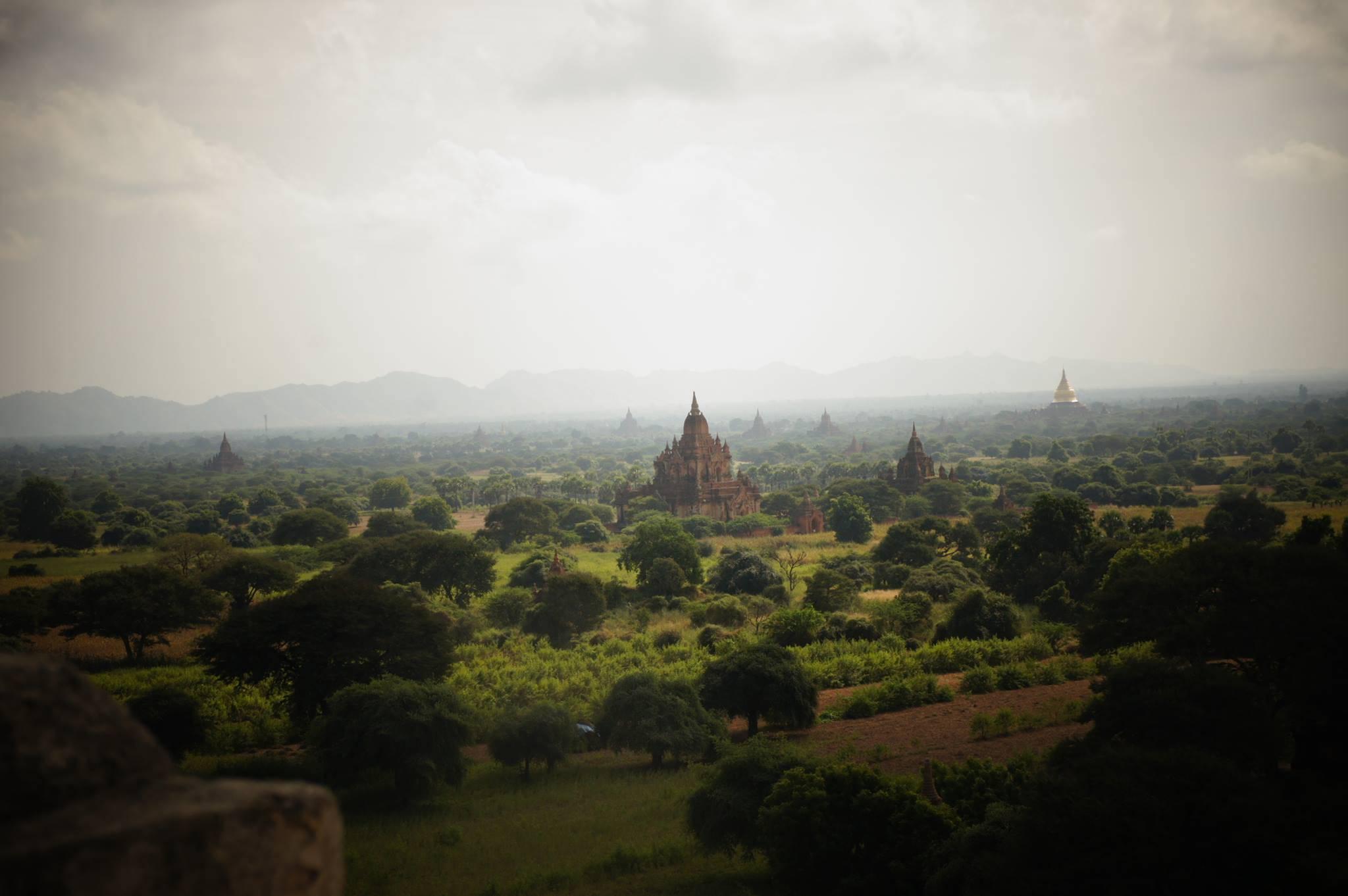 Photo 3: Bagan, Birmanie : É-MER-VEI-LL-E-MENT !