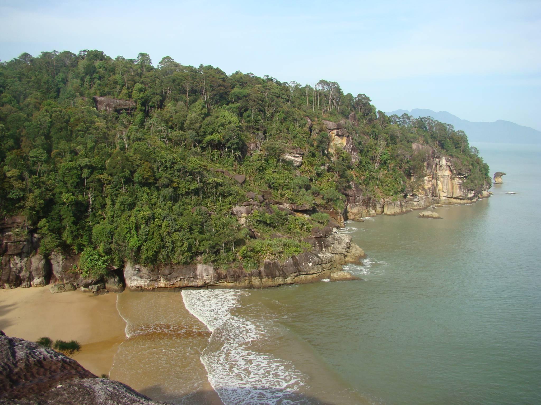Photo 3: Bako, un joyau à Borneo