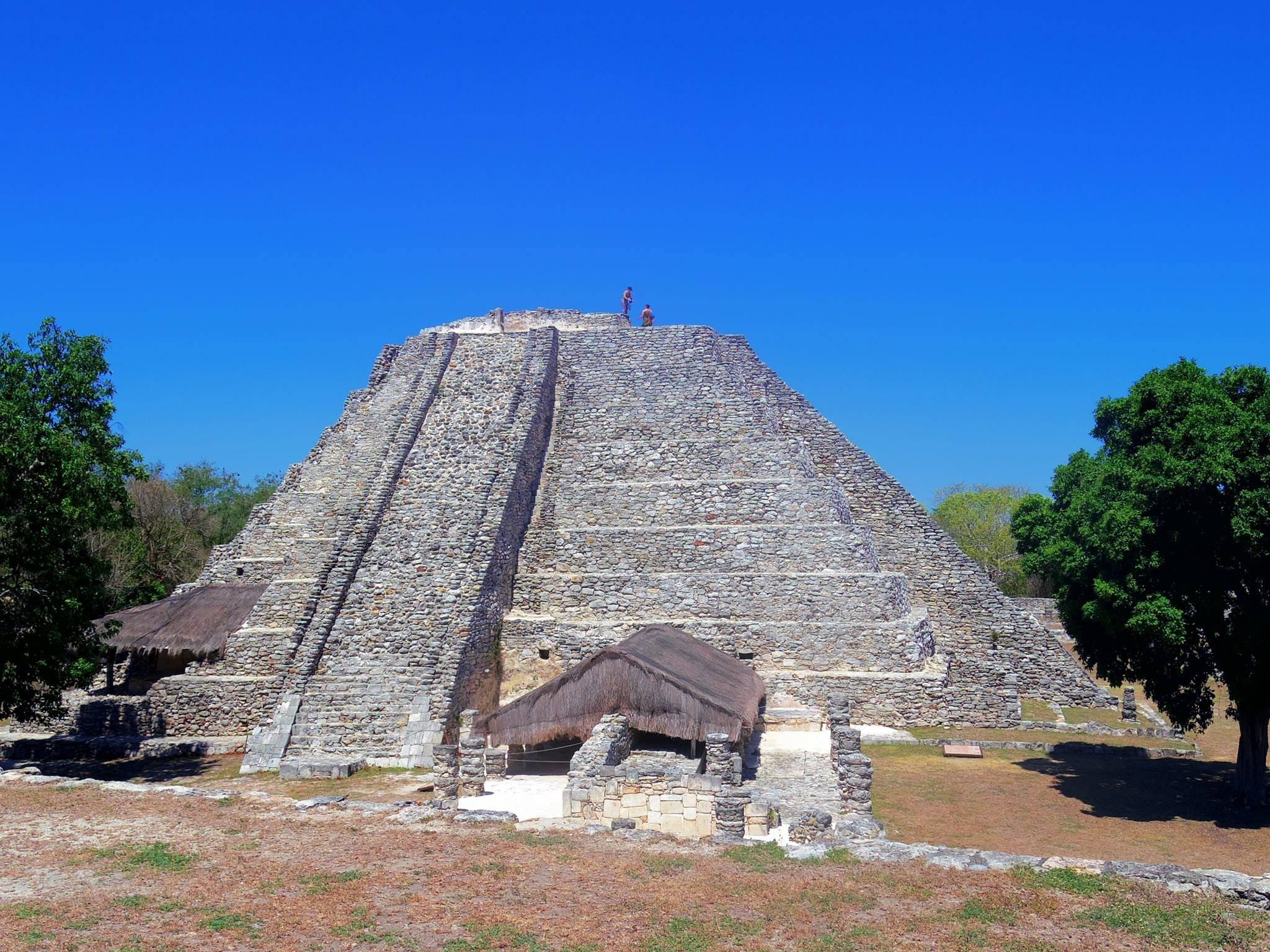 Photo 1: Voyage dans le temps chez les Mayas
