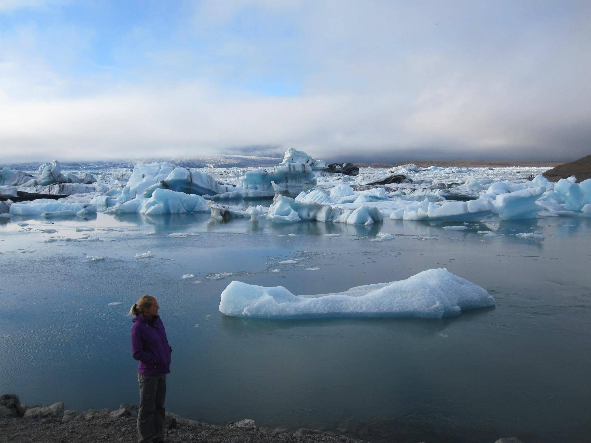 Photo 1: Jokulsarlon en Islande  ... Merci Dame nature !