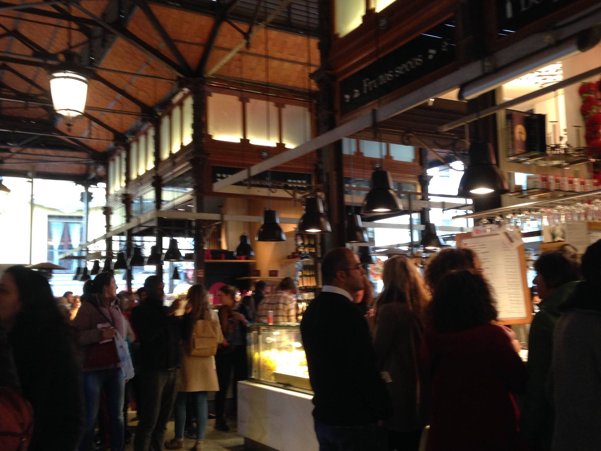 Photo 1: Mercado San Miguel