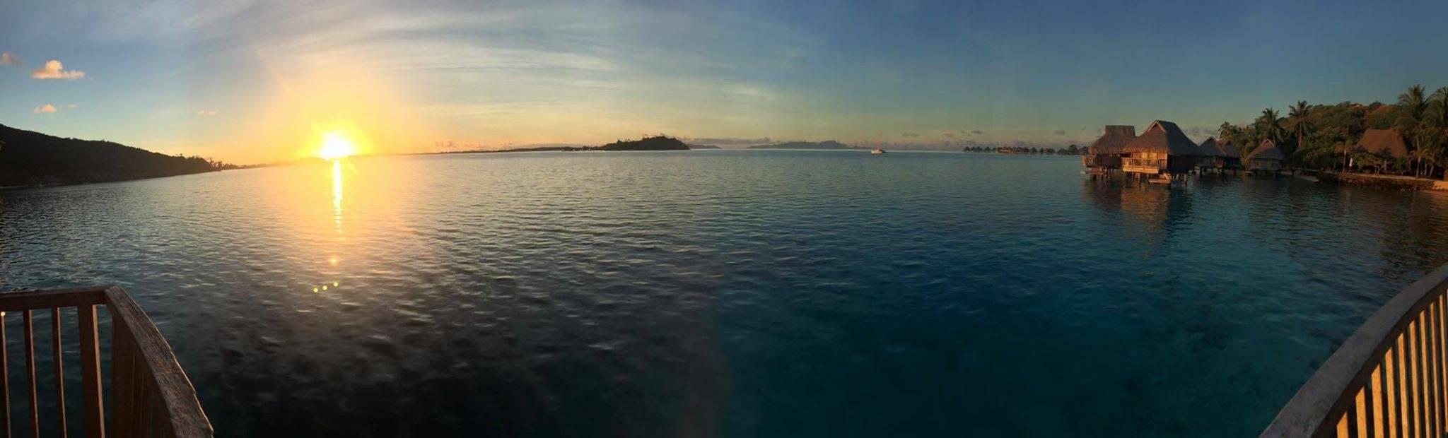 Photo 2: Hôtel Maitai Bora Bora, comme dans un rêve